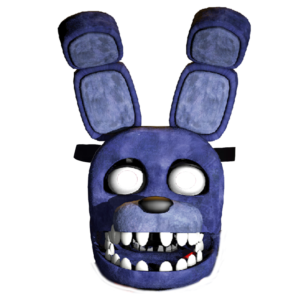 Caretas Five Night At Freddys Bonnie