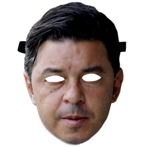 Caretas Marcelo Gallardo