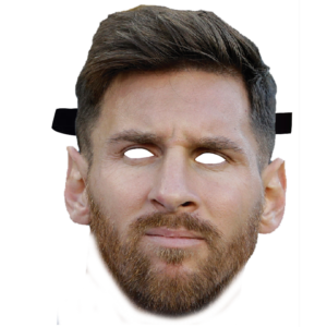 Caretas Leo Messi