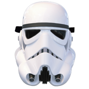 Caretas Stormtrooper Star Wars